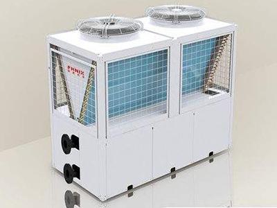 超低温冷暖两用热泵