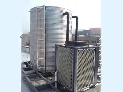 空气源热泵采暖热水