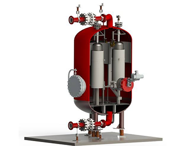 高效电极锅炉