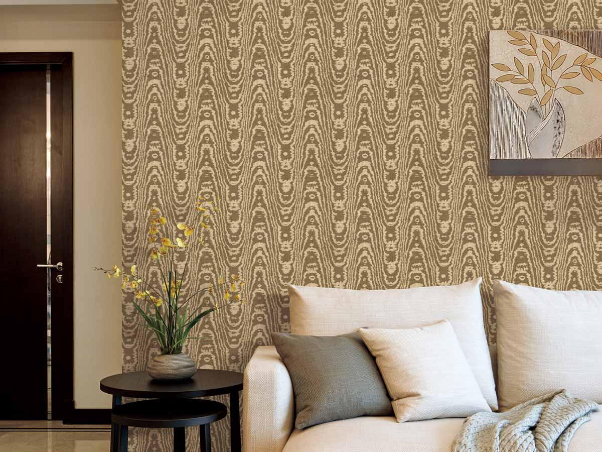 益家悦墙布和您探讨到无缝墙布的特点和性能