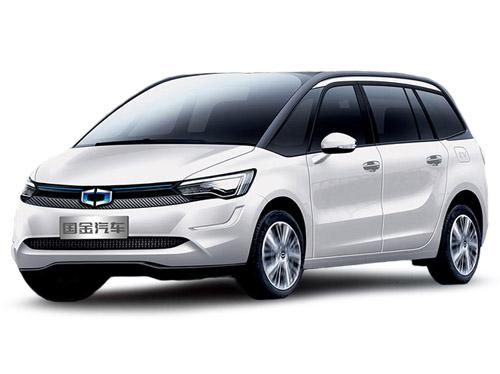 国金GM3-新能源汽车
