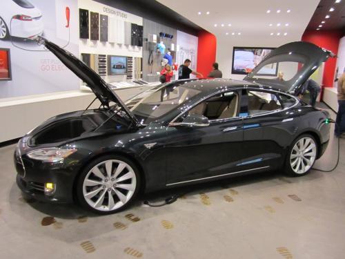 新能源汽车公司