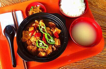 新疆黄焖鸡加盟
