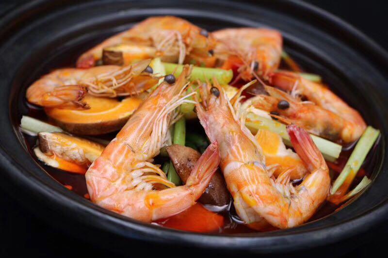 乌鲁木齐海鲜焖饭