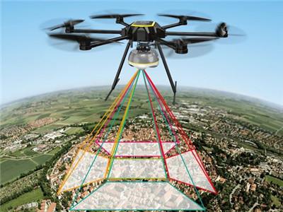 新疆无人机航拍测绘