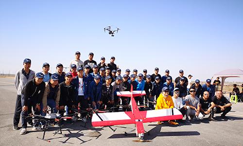 新疆无人机驾驶证培训