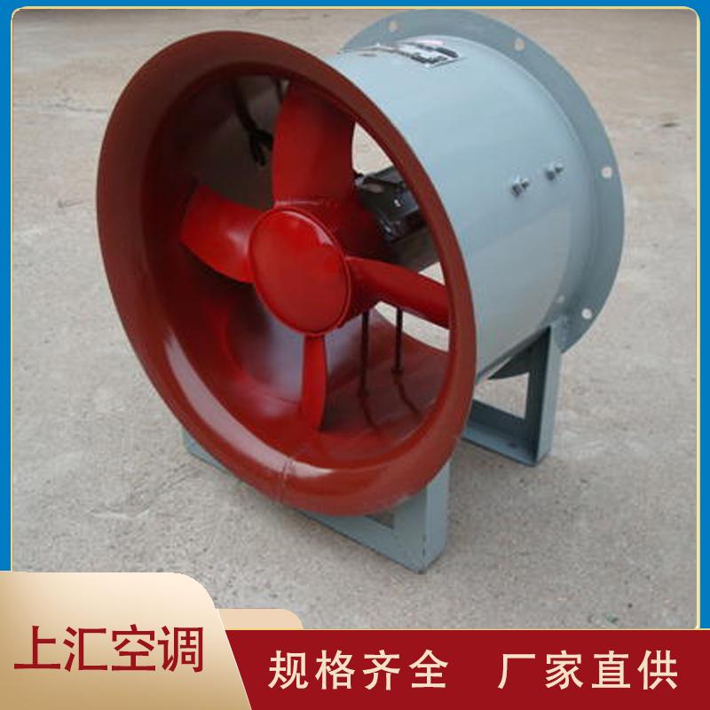 轴流式消防排烟风机添加润滑油的步骤!