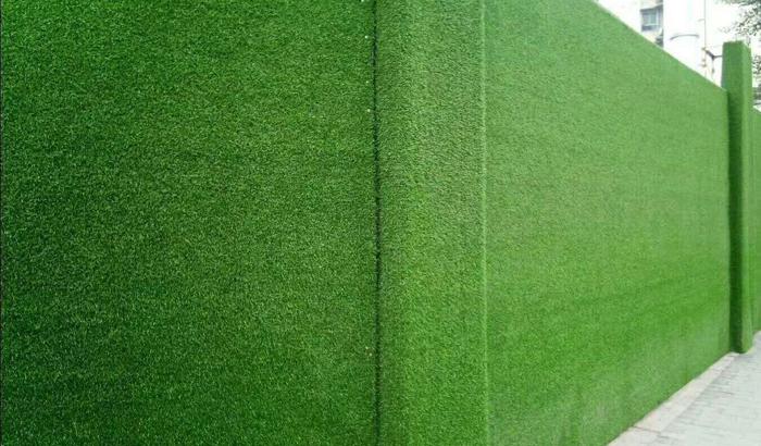 河南围挡草坪