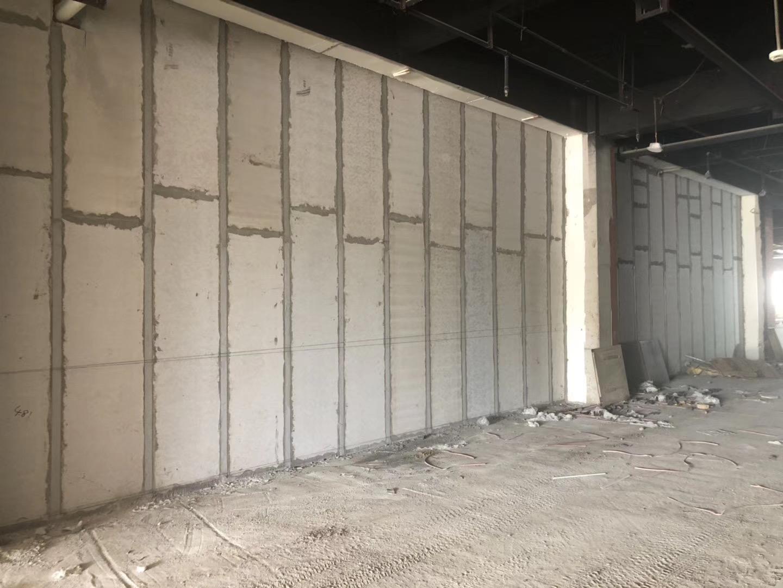 咸阳市人民医院轻质隔墙项目