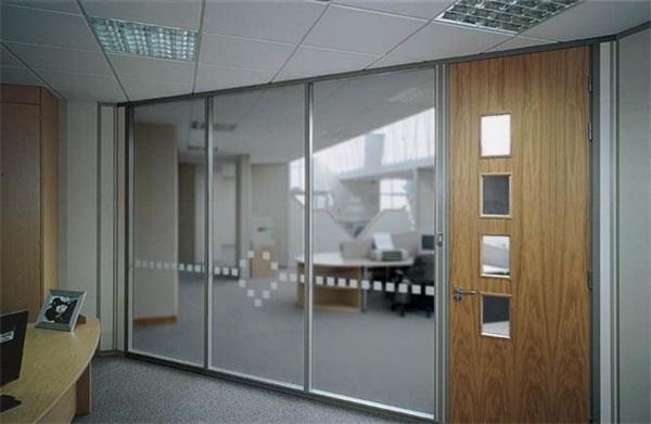 办公玻璃隔断供应