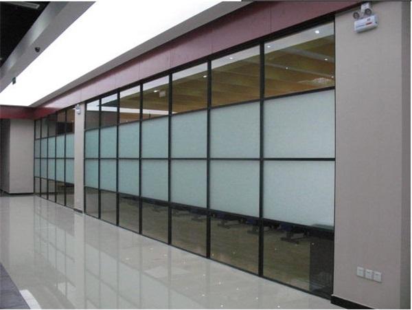 办公玻璃隔断设计