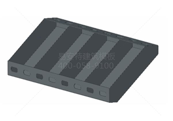 异形连接件-腋角模板(钢质)