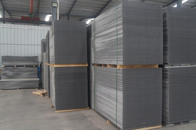 塑料模板建筑