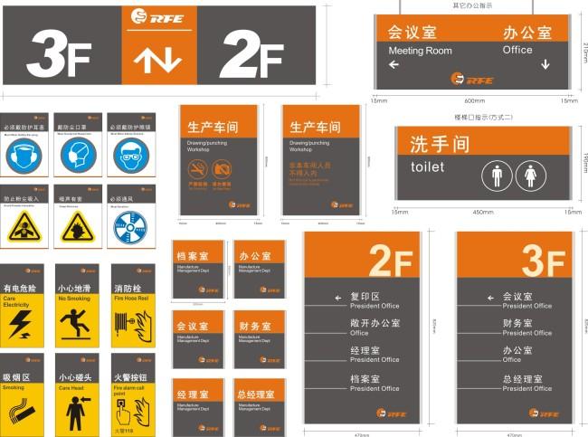 城市公共环境标识导示