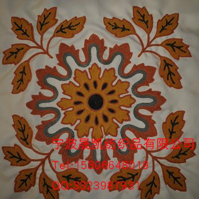 毛巾绣花1