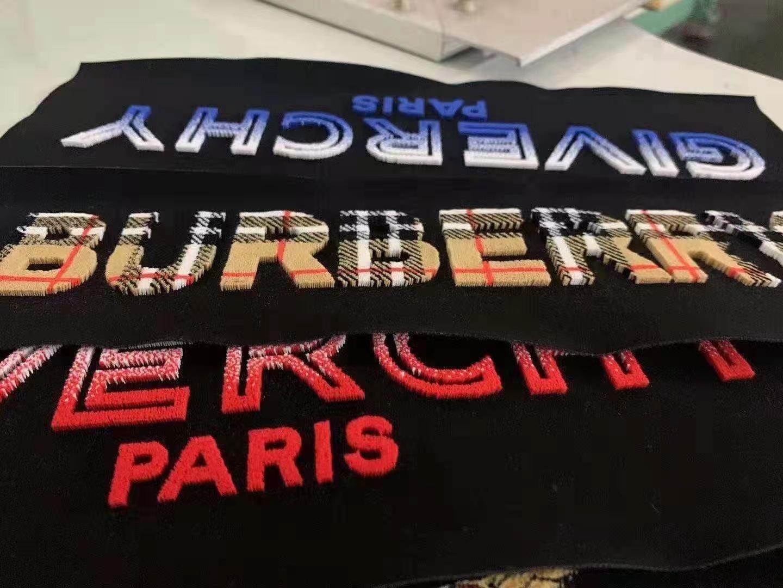 PARIS牙刷绣