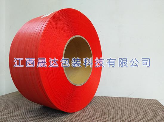 红色环保全自动打包带