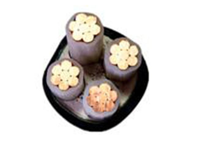 YJV铜芯高压电力电缆