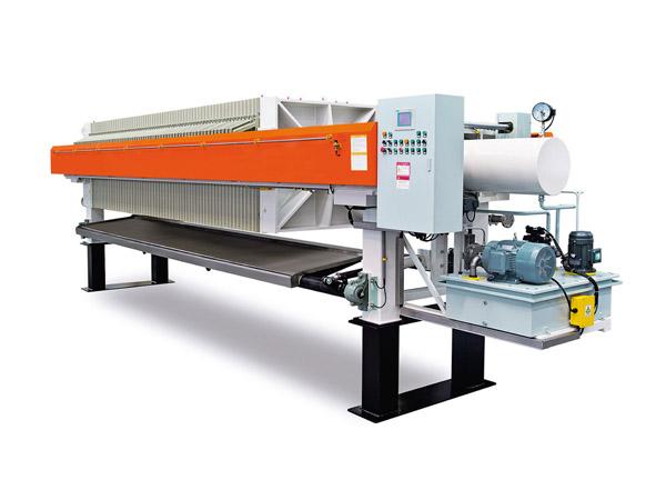 隔膜压滤机的工作原理和优点!