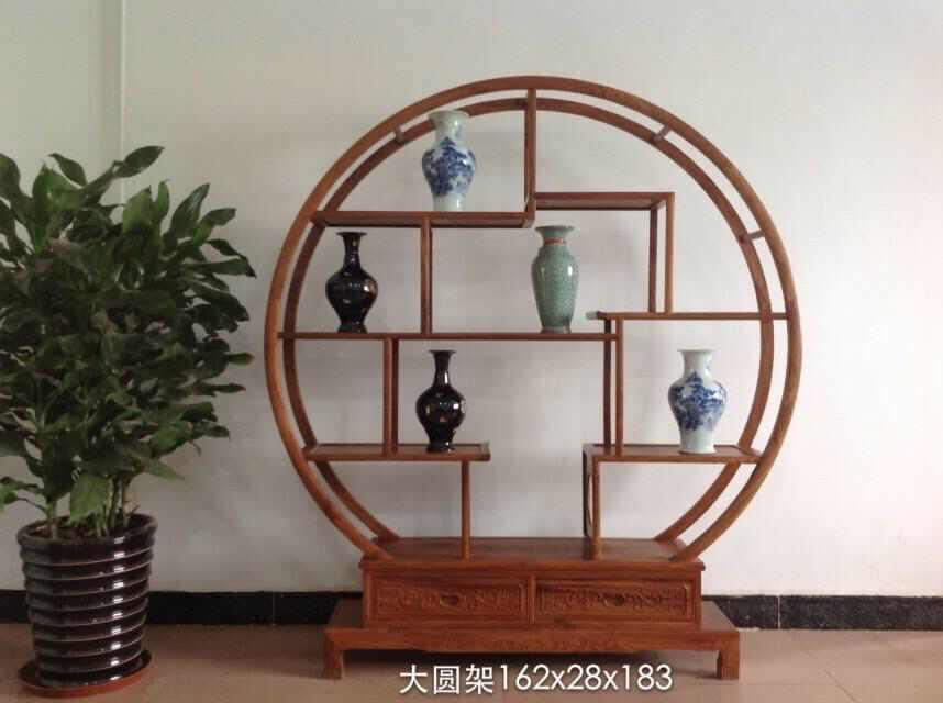 中山刺猬紫檀家具李家红木家具厂讲述紫檀家具的艺术价值