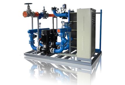详述板式换热器冷热流体温差的数值。