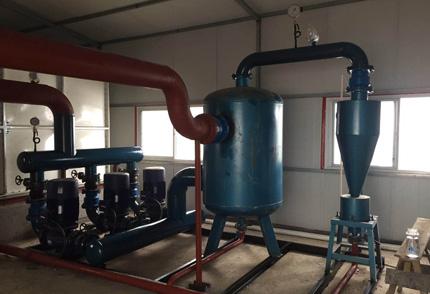 地热井直供供暖设备