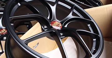 汽车市场中轮毂改装必须正确认识靠谱店家