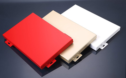 铝单板与铝塑板的区别