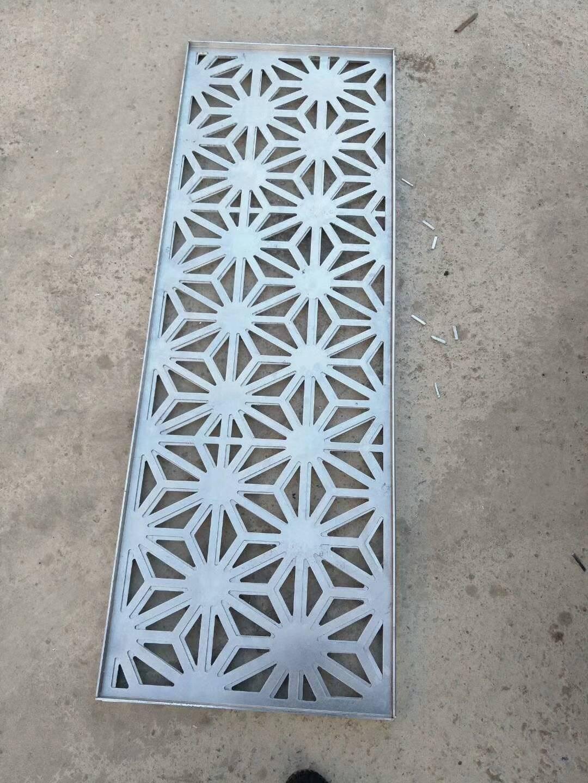 外墙镂空铝单板 雕花铝单板