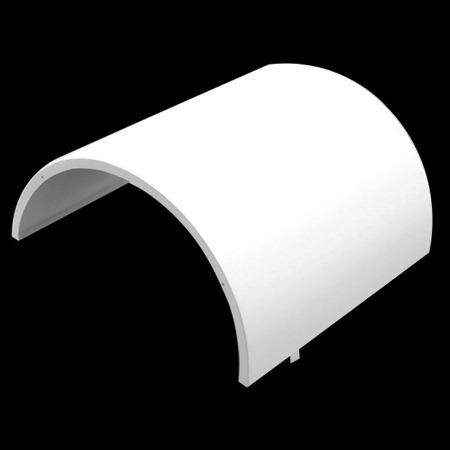 枫烨外墙弧形面铝单板