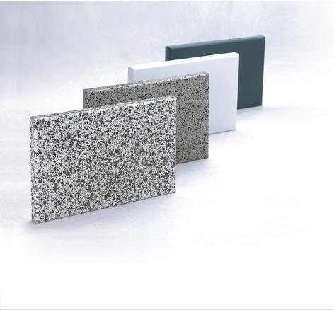 厂家定制 石纹铝单板