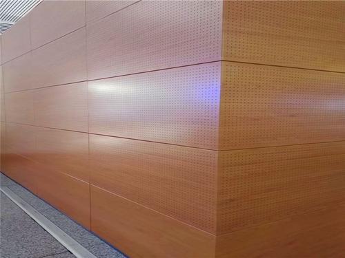 对于木纹铝单板的选购,你是不是也存在以下的误区