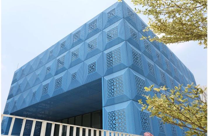 佛山铝单板厂家告诉您如何进行铝单板幕墙的维护