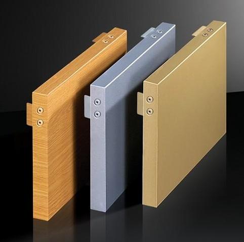 氟碳铝单板为什么不会生锈