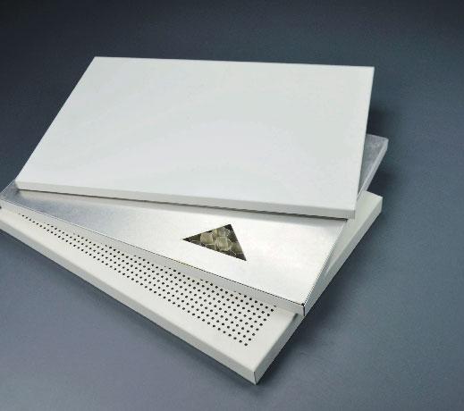 如何进行蜂窝板的质量检测