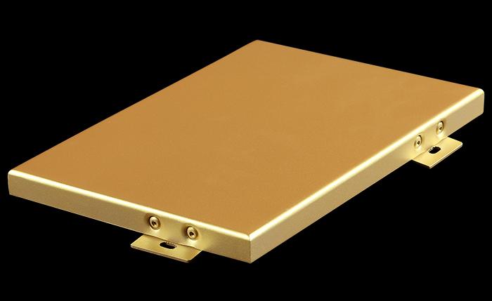 氟碳铝单板与传统涂料相比有什么优点