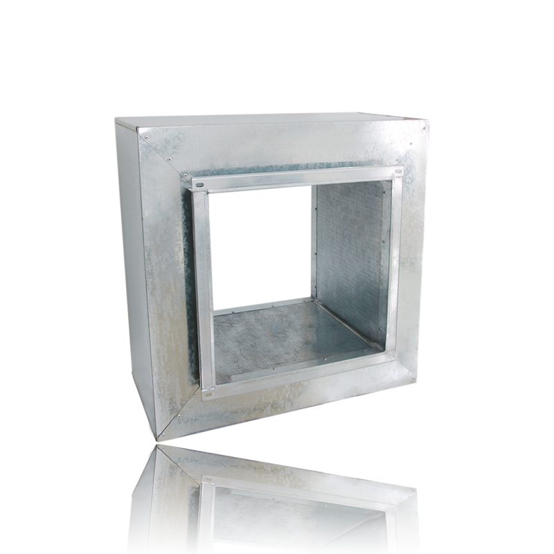 双层微孔板消声器