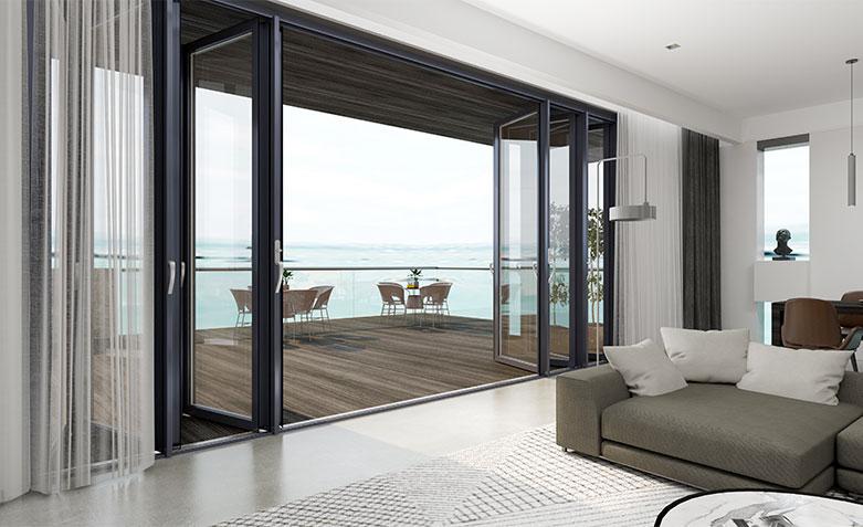 门窗的安装工艺及窗型设计