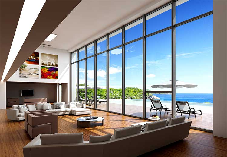 高端铝合金门窗从选材到验收知识大科普