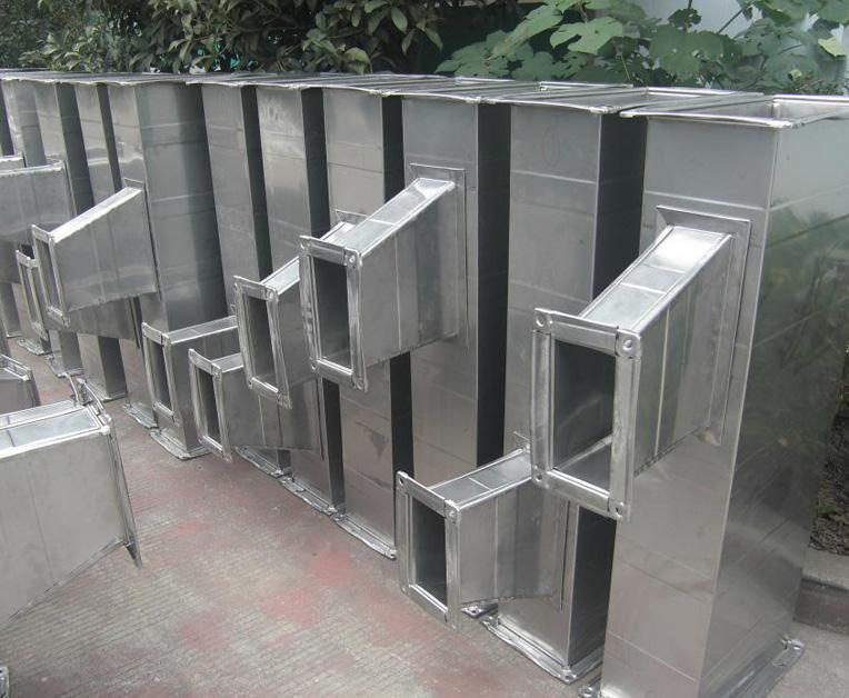 东营不锈钢镀锌风管设置工作你知道吗?