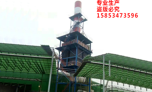 转盘窑脱硫湿电设备
