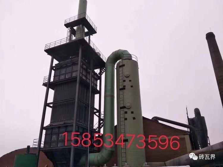 江苏砖厂脱硫塔