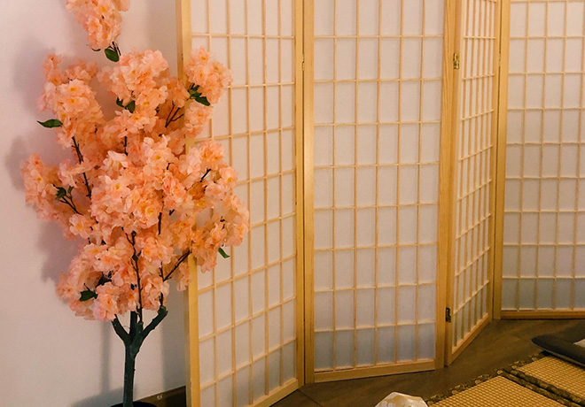 日式风名宿