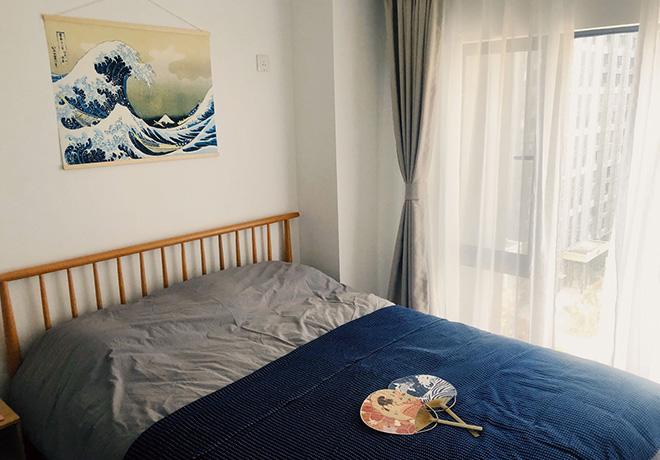 日式风卧室