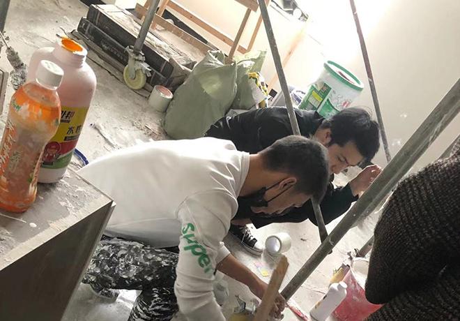 长沙区域房源装修施工