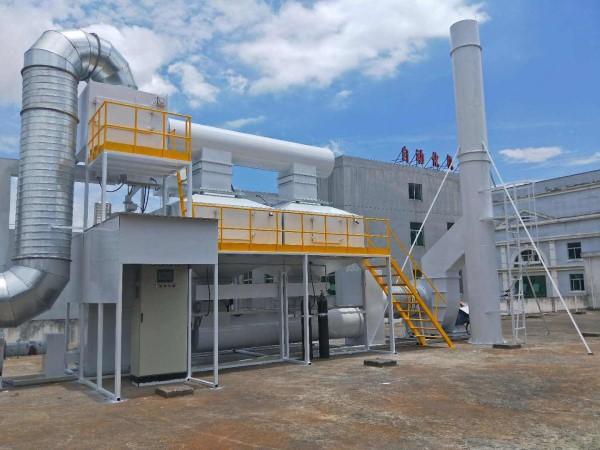 活性炭废气处理