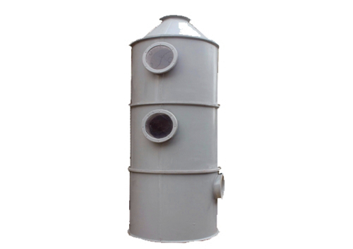 水喷淋塔废气处理
