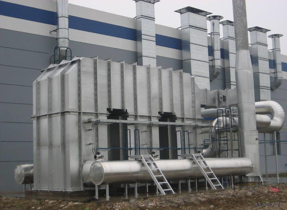 催化燃烧废气处理设备