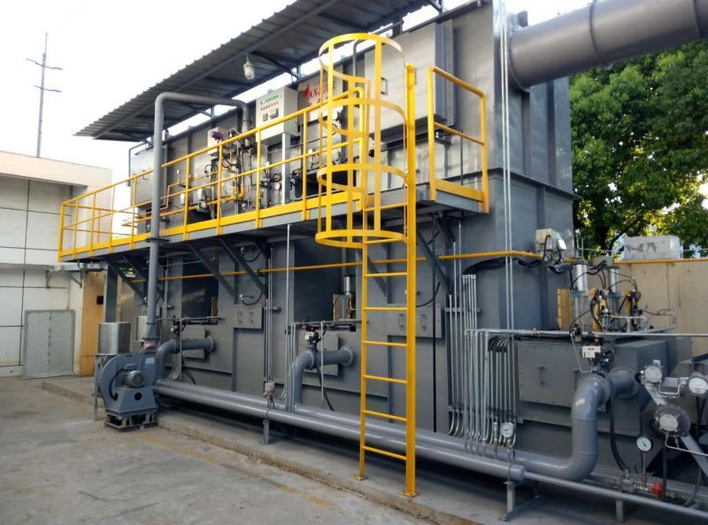 活性炭吸附废气处理