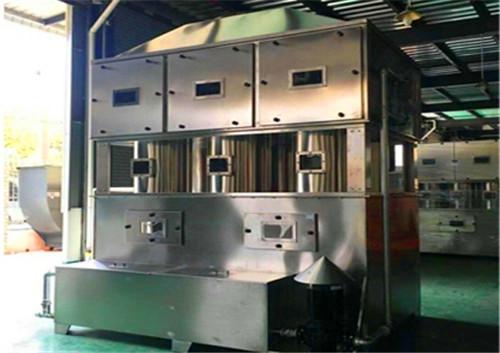 废气处理设备厂家除异味的方法要依据废气风量来决定